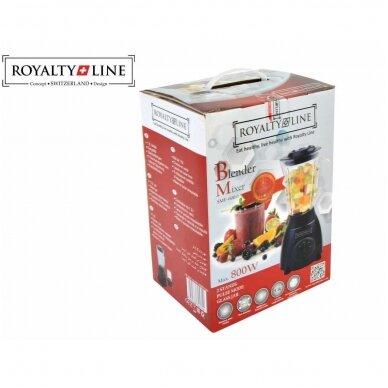 KOKTEILINĖ Royalty Line RL-SME600.6 BLACK 3