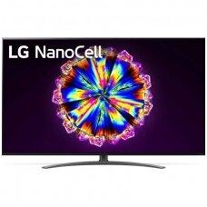 LG 65NANO913NA NanoCell 4k Wi-Fi Smart televizorius