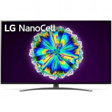 49'' SMART LG 49NANO813NA Nano Cell televizorius