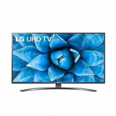 50'' SMART LG 50UN74003LB  televizorius