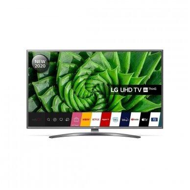 50'' SMART LG 50UN81003LB televizorius