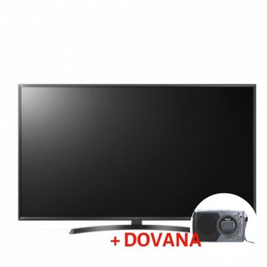 Televizorius LG 50UK6470PLC